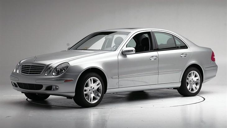 Mercedes E240 Евробляха
