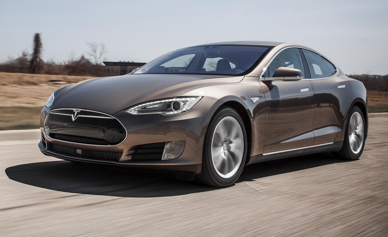 Tesla Model S в Украине. Краткий обзор электрокара